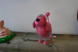 Roze poedel