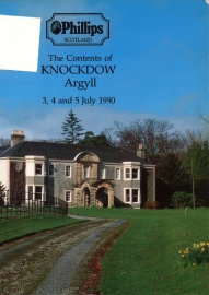 The Contents of KNOCKDOW Argyll