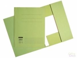 Quantore dossiermap A4 groen 510104