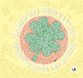 Wenskaarten: Mandala Schrijven