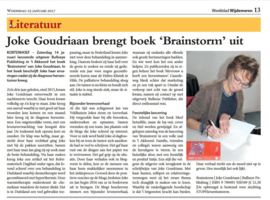 Brainstorm - Joke Goudriaan