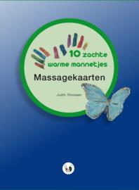 10 zachte warme mannetjes Massagekaarten | Judith Tönnissen