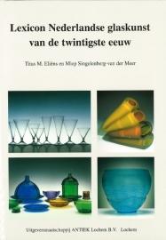 Titus M. Eliëns en Miep Singelenberg-van der Meer - Lexicon nederlandse glaskunst van de twintigste eeuw
