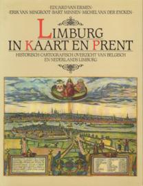 Limburg in kaart en prent - Eduard van Ermen