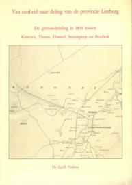 Van eenheid naar deling van de provincie Limburg | 1989