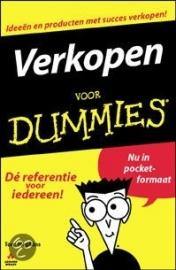Tom Hopkins - Verkopen voor dummies (2009)