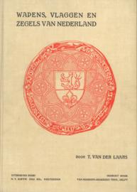 Wapens, vlaggen en zegels van Nederland - T. van der Laars