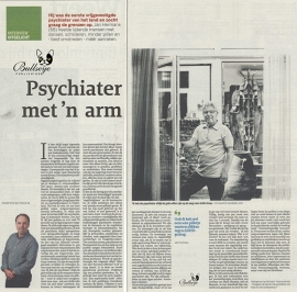 Hoop op Herstel, de terugkeer van de ziel in de psychiatrie