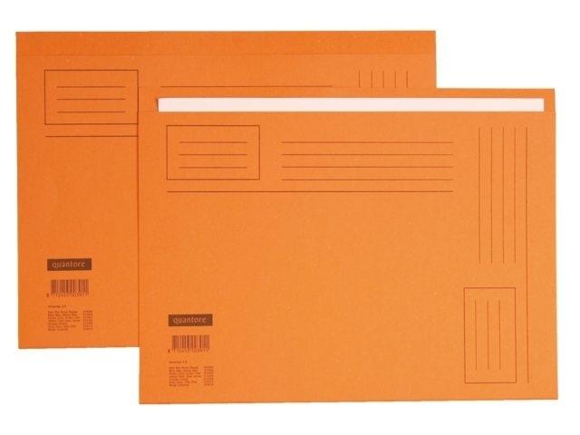 Vouwmap Folio Oranje 510006