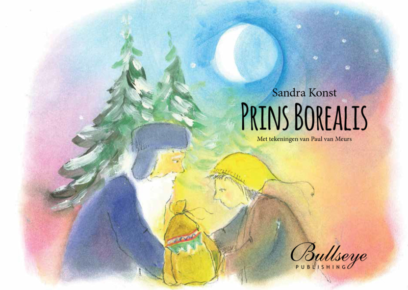 Prins Borealis | Sandra Konst | Hardcover