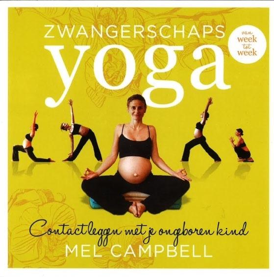 Mel Campbell - Zwangerschaps yoga