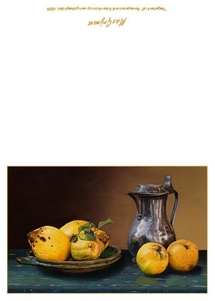 Vergeten fruit