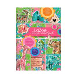 LaZoe Inspiratieboek (incl 30 vellen)
