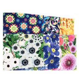 LaZoe decoratiepapier (6 patronen met 5 vellen = 30 stuks!)
