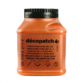 Decopatch vernis mat 180 ml (VAUM180)