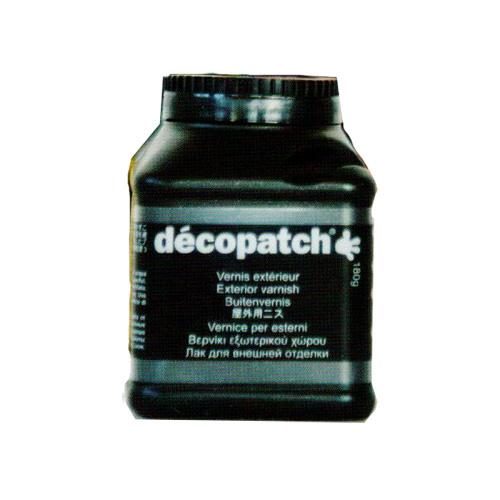 Decopatch buitenvernis 180 gram zijdeglans (VAUV180)