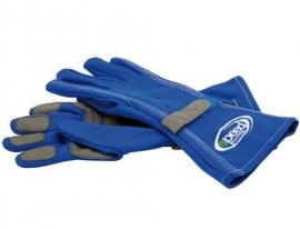Speed F-1 Stijl handschoenen BLAUW