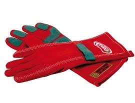 Speed F1-stijl handschoenen ROOD