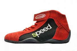 Speed karting schoenen Titan ROOD