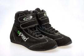 Speed FIA gehomologeerde schoenen MERKUR ZWART