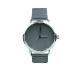 Horloge Candy | Donkergrijs