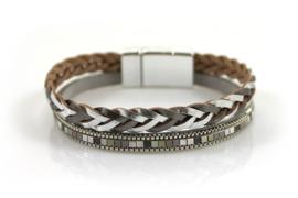 Armband Shine | Zilver