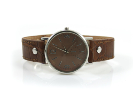 Horloge Croco | Camel