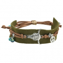 Armband Boho Winter Charms