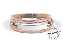 Armband XL | Rosé