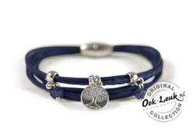 Armband | Blauw