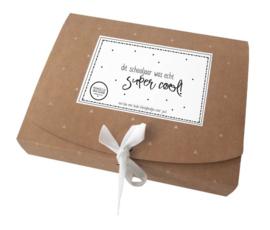 Giftbox | Dit schooljaar was super cool!
