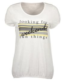 T-shirt | Wit