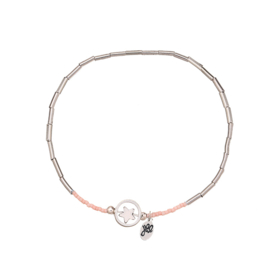 Armband Around the Star | Roze