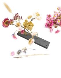 Bloemhouder voor droogbloemen
