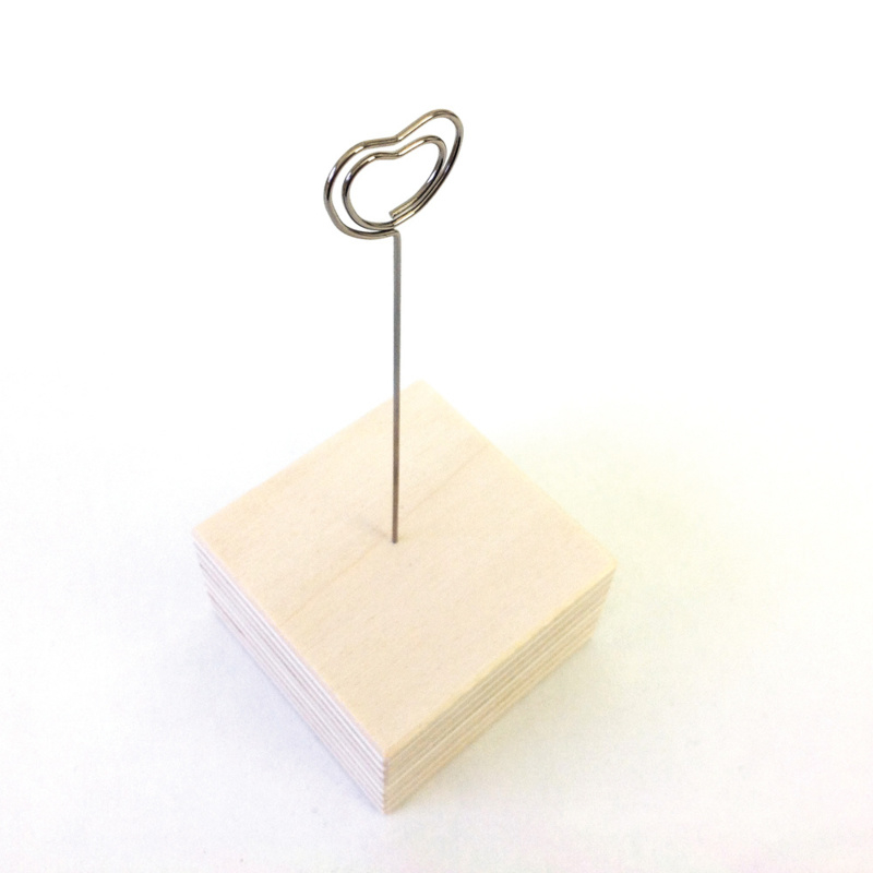 Kaart Clip | Hart