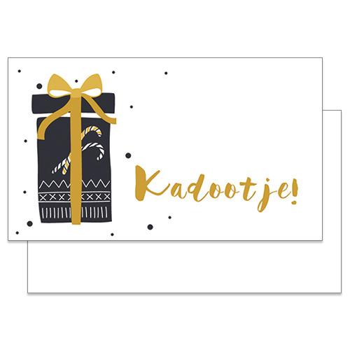 Minikaartje Kadootje
