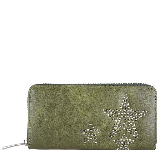 Portemonnee Star | Green