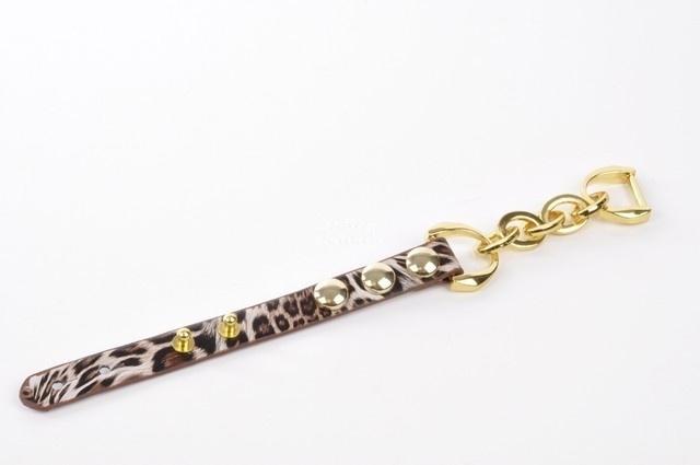 Armband Golden Panter
