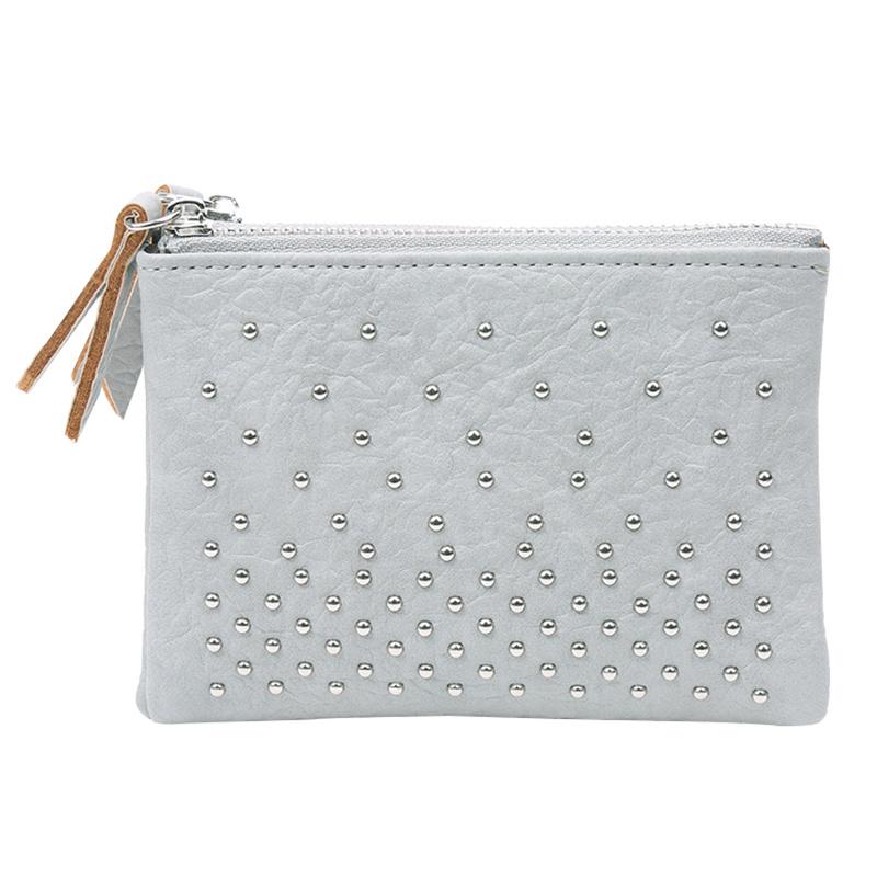 Portemonnee Soft   Grey