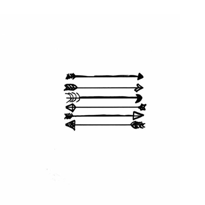 Houtprint   Arrows