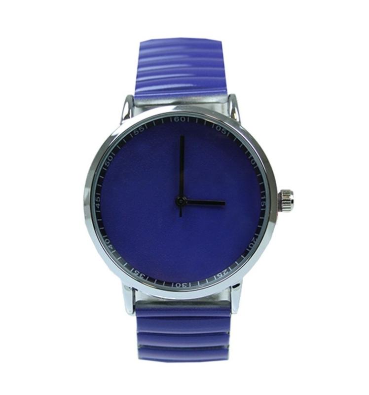 Horloge Candy | Kobaltblauw