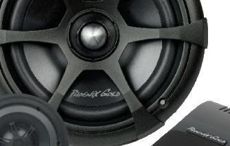 Phoenix Gold SX speakers