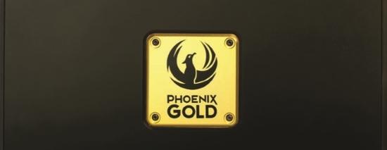 Phoenix Gold RX2 versterkers