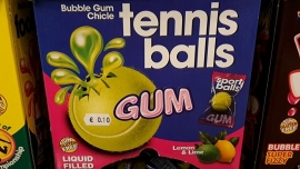 Fini Bubble Gum Tennisbal