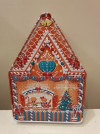 Kerstblik Gingerbread House