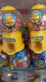 Kauwgomballen automaatje