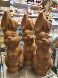 Chocolade Paashaas 1kg (handgemaakt)