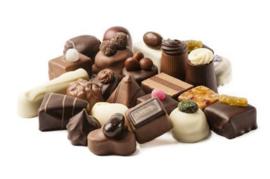 Handgemaakte bonbons