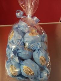 Crispy Chocoballen Blauw