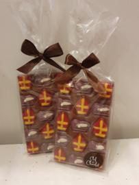 Luxe Sint Chocoladereep